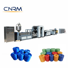 Agriculture Plastic PP Twine Yarn Extruder Machine