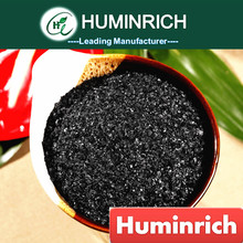 Huminrich Foliar Spray Organic Liquid Humic Concentrate Potassium Humate Fertilizer Manufacturer In China