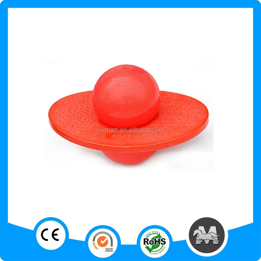 Mutil-colors rubber bouncing jump ball