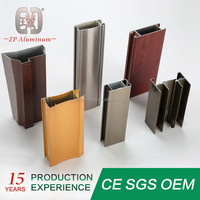 Canton extruded aluminum profile for window door frame
