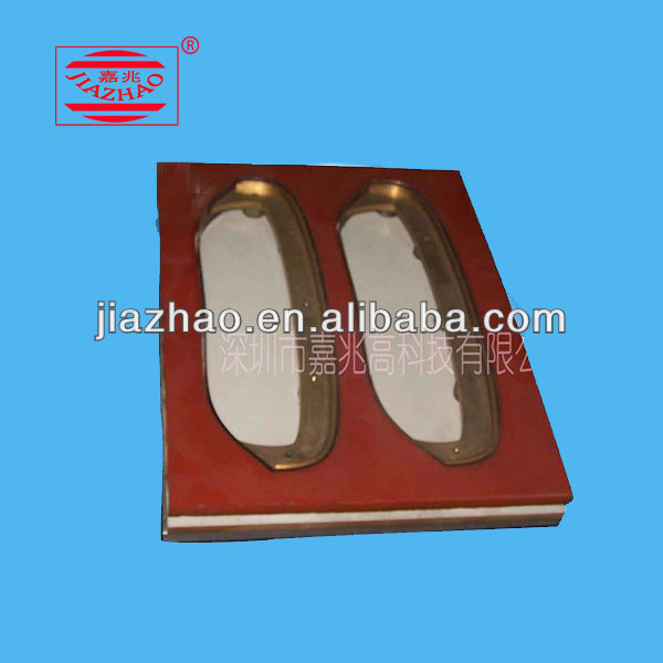 shoe sole embossing mold