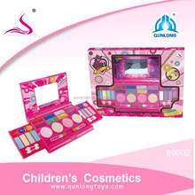Hot Sale Party Beauty Play Kids Makeup kits For Girls 89002