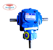 NOSEN Bevel Gearbox with speed ratio 1 to 1 for power transmission