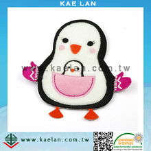 Applique embroidery garment accessory embroidery patch