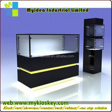 Watch shop front counter,jewelry counter cabient,small kiosk fixture