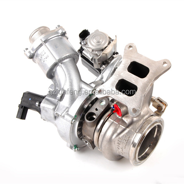 IS38 Turbocharger 06K 145 722H 06K145722H Turbo used For Audi A3 2.0T VW Golf 7 GTI R 1.8T engine repair parts
