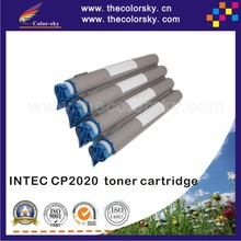 (CS-INC2020) compatible toner cartridge for OKI INTEC CP2020 cp 2020 kcmy (18000/16500 pages)
