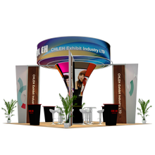 Exhibition Booth Design And Building Service