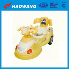 Fashion hot-sale beautiful baby swing car