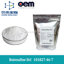 Wholesale Butenafine Hydrochloride (CAS 101827-46-7) For Treatment Ringworm and Antifungal