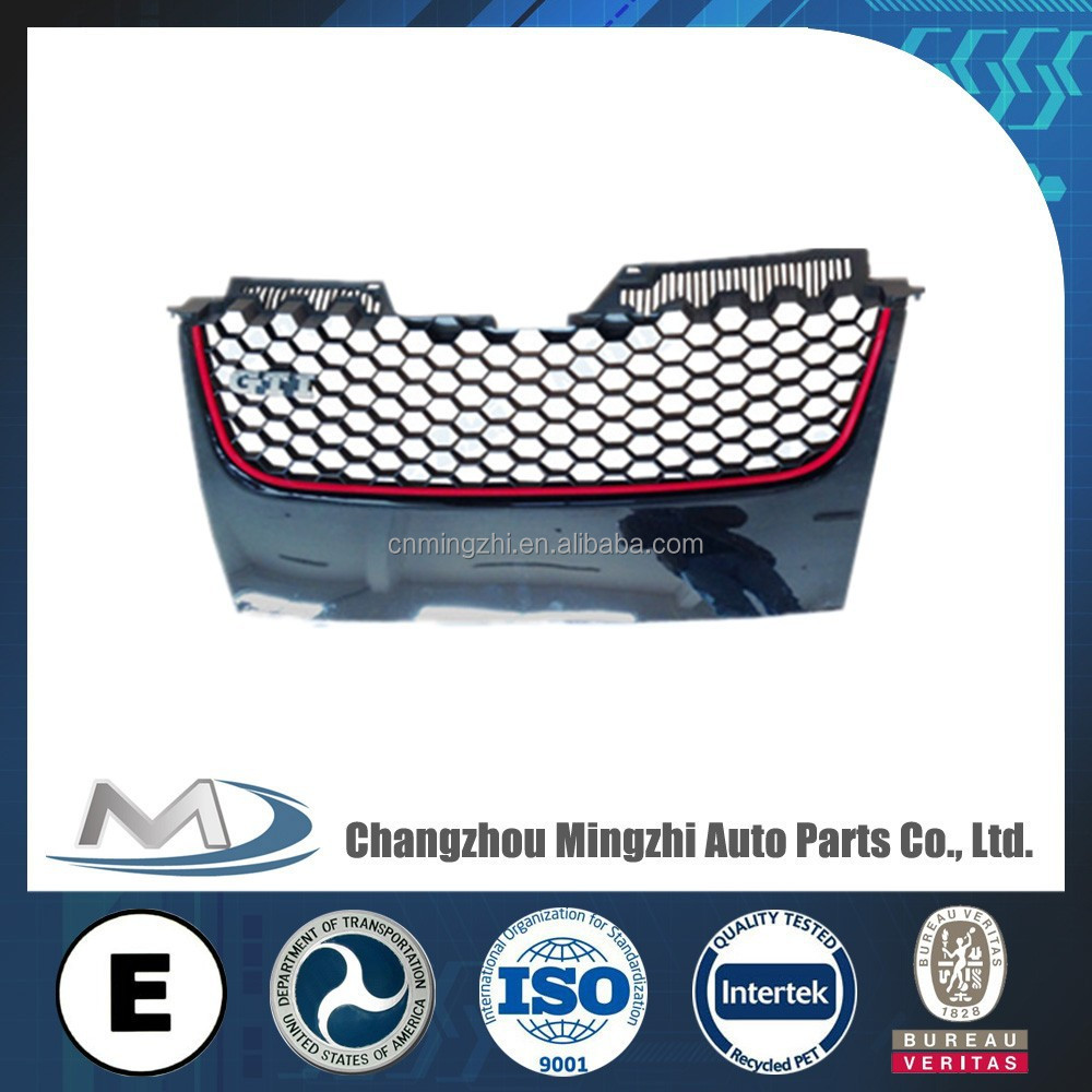 auto parts, Grille Gti for vw golf 5, car accessories
