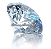 40mm Small Crystal Fake Glass Diamond For Paperweight Craft On Sale