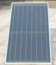 Hot selling hot water heating flat panel solar collector