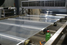 0.3mm soft transparent PVC plastic Sheet with cheap price