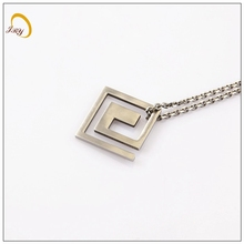 P660 Stainless Steel Pendant for Necklace