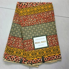 latest 100% cotton veritable prints party hollandais design African real wax super quality ankara fabric