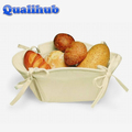100%cotton bread basket