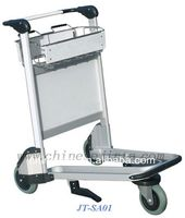 the best-selling airport baggage trolley/cart