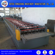 Floor Tile Decker Cold Roll Forming Making Machine,Aluminium Coil Roller Former Equipment