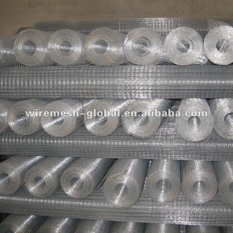 rolls of welded wire mesh