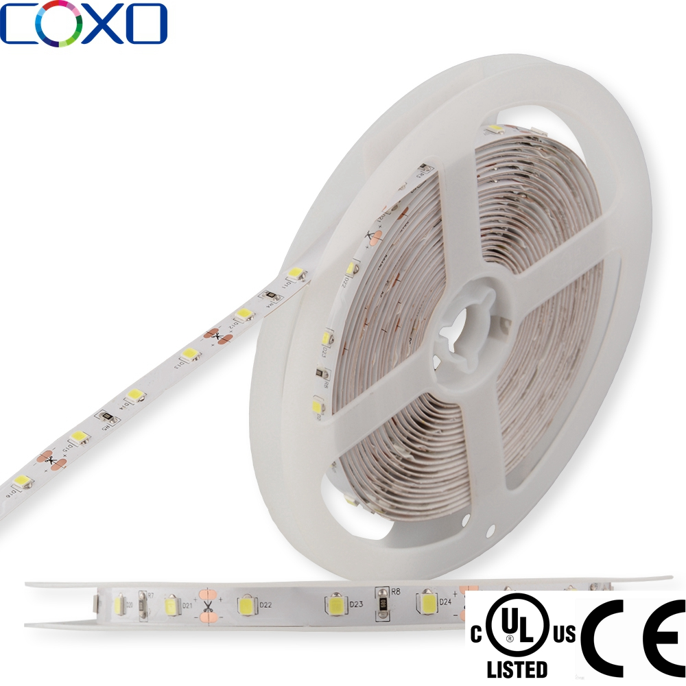 High Quality Customized 5050 RGBW 4 in 1 Transparent Led Strip