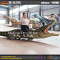 amusement park electronic crocodile car for sale
