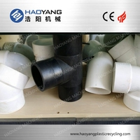 haoyang injection plastic machine for pvc strap