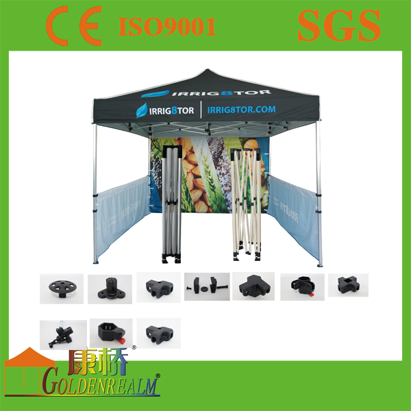 Top Quality Waterproof PU Aluminum Foldable Canopy /Outdoor Commercial Gazebo Tent/ Metal Roof Aluminum