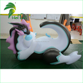 Customized Laying Sexy Inflatable Goodra Dragon Toy With Big Boobs From Hongyi