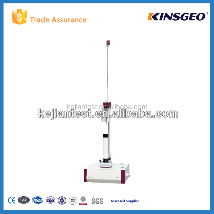 KJ-3097 Falling ball impact testing machine Drop ball impact testing machine