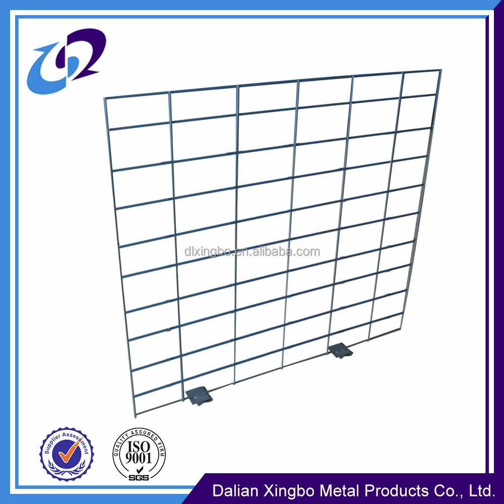 Supermarket Warehouse Shelf Divider with Hooks