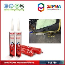 High Strength Polyurethane (PU) Adhesive Sealant , PU foam, for Autoglass Bonding, sealing