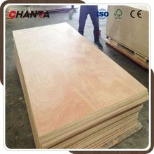 cheap price 15mm grooved commercial plywood factory