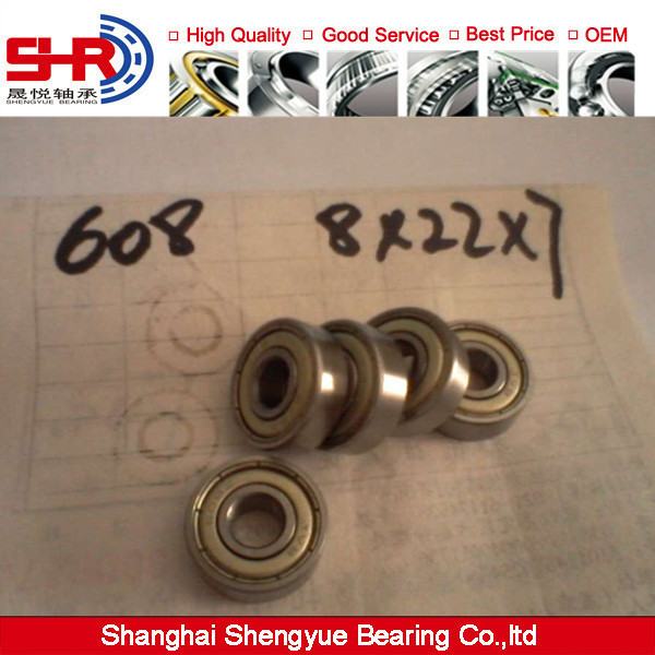 Hot sale small ball bearing 608zz cradle bearing