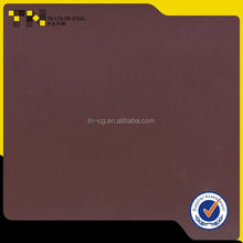 Latest arrival simple design colour coated aluminium steel sheet for wholesale