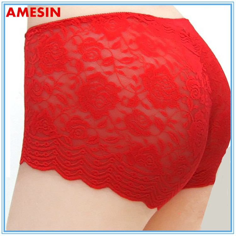 Muticolors Lace Underwear Quality Adult Women Sexy Underwear Tight Panties