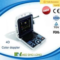 Ultra Sound equipment 4D doppler Ultrasound Machine /Ultrasound Scanner for Pregnancy (MSLCU28-R)