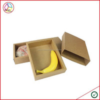 High Quality Plain Craft Boxes To
