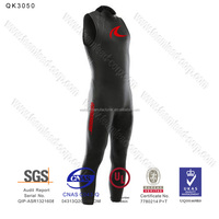 sleeveless full suit,custom colored wetsuits