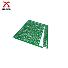 Fr-4 94v0 charger mobile pcb raw materials