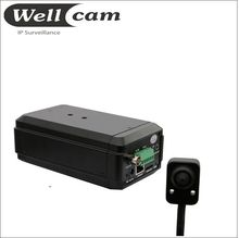 H.265 Star light WDR pinhole IP network security camera