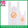 10% off this week high quality plastic hdpe shopping t-shirt bag with cheap price