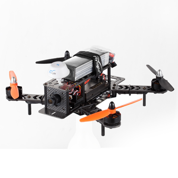 QAV250 Carbon Fiber Mini 250 FPV Quadcopter Frame Mini H Quad Frame
