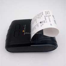Portable Mobile Bluetooth Thermal Printer USB Receipt POS Bill Termal Printer mini Barcode Ticket Printer