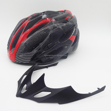 China manufacturer carbon fiber cycle helmet, bicycle helmet