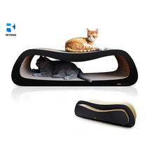 Newest arrival Pet Products Corrugated Cardboard Cat Scratcher