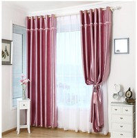 window curtains jacquard hotel blackout fabrics in bh