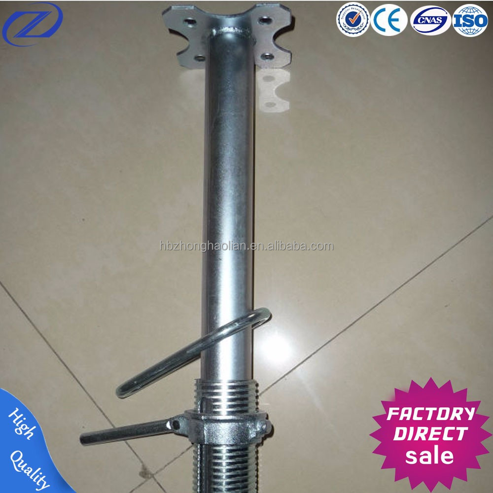 galvanized adjustable shoring posts acrow prop bunnings
