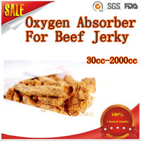 China Wholesale Factory Price Oxygen Absorber For Baked Meats/Beef Jerky manufacturing company