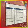 Magnetic Whiteboard Calendar Weekly and Monthly Planner
